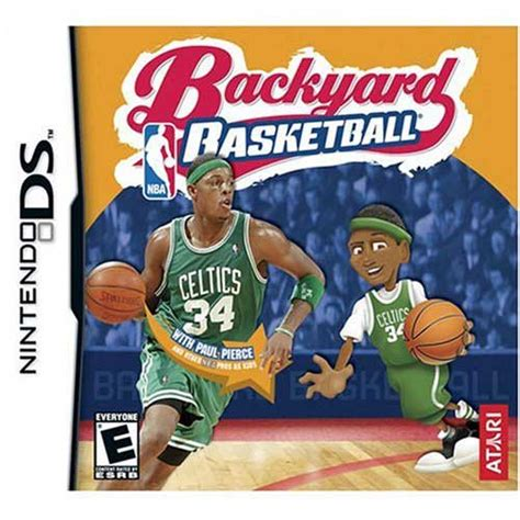 backyard sports video games backyard basketball ds game