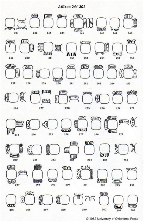 printable mayan numbers affixes lesson plans worksheets printables maya