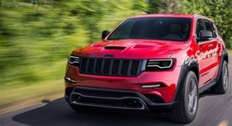 How Many Passengers Does A Jeep Grand Hold The Hellcat Jeep Trackhawk Confirmed Unofficially
