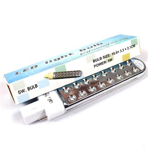 Led Uv Light Bulb Aliexpress Buy New Arrival 5w Inductive Led Uv L Bulb Uv Light Nail