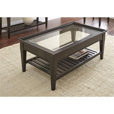 steve silver glass coffee table steve silver bridget glass top coffee table in bg300c