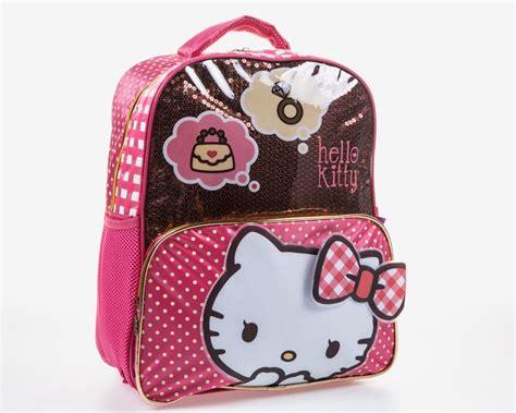 imagenes de hello kitty mochilas mochila hello kitty rosa 7521882 coppel