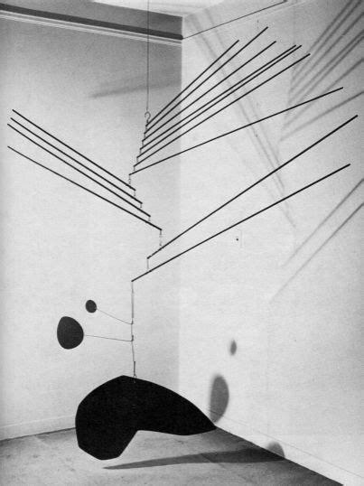 Alexander Calder - Thirteen Spines, 1940 (met afbeeldingen