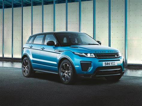 price of range rover evoque in india range rover evoque landmark edition launched in india
