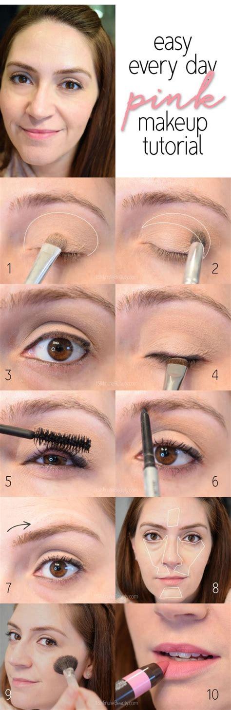 eyeliner tutorial work 15 10 minute makeup tutorials for work