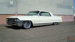 Cadillac 1962 Coupe 1962 Cadillac Coupe De Ville Custom