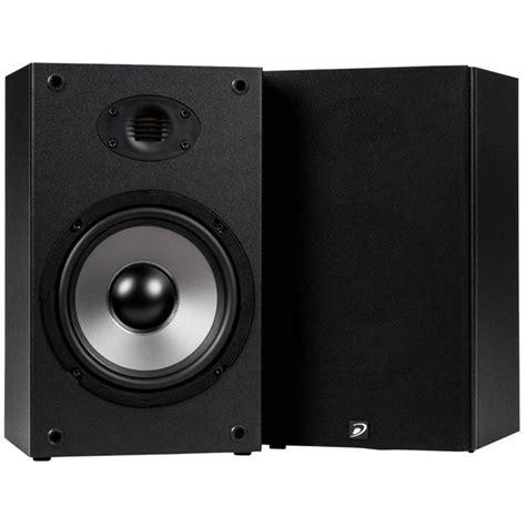 dayton audio b 652 air bookshelf speakers with amt tweeter