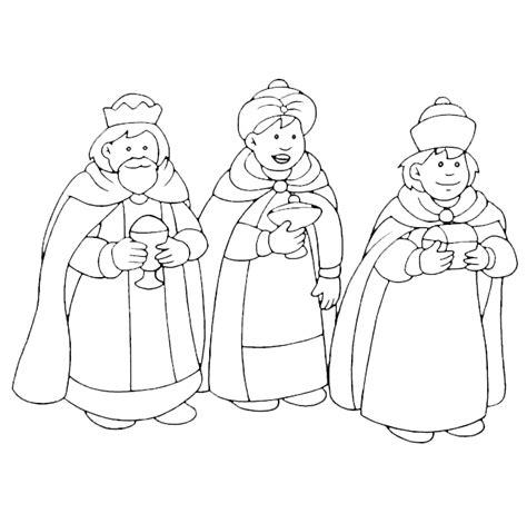 reyes magos imagenes para dibujar a lapiz reyes magos colorear dibujos