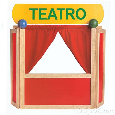 el pequeo teatro de tipos de teatro de t 237 teres