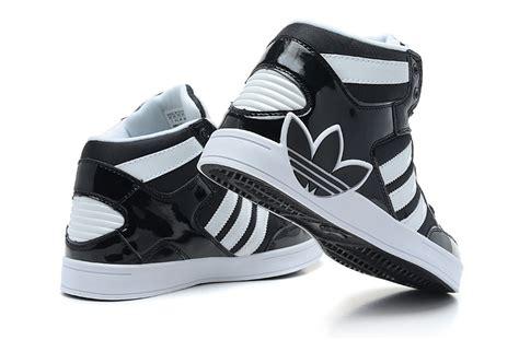 adidas originals city of 4 high shoes black