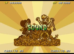 ending for spin master(neo geo)
