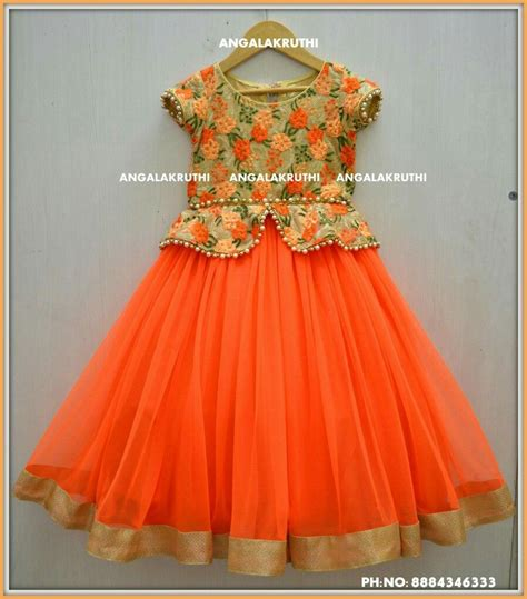 kids frock design kids frock designs by angalakruthi boutique bangalore