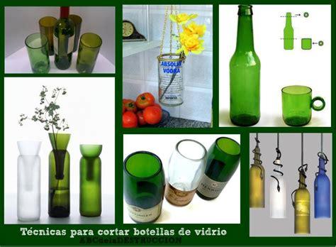 cortar botella de vidrio como hacer un vaso con una botella de t 201 cnicas para cortar botellas de vidrio