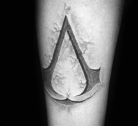 assassin creed tattoo designs 60 assassins creed designs for ink