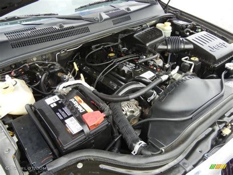 Jeep 4 0 Engine Specs 1999 Jeep Grand Laredo 4 0 Liter Ohv 12 Valve
