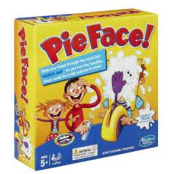 amazon ps4 game black friday pie face game toys for kids hasbro games