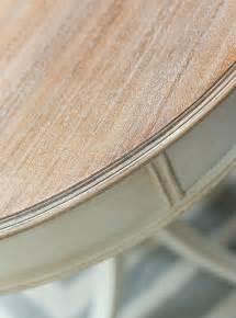wohnzimmer renovieren ideen 6852 drum table makeover part 2 liming wax painting
