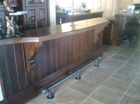 bar foot rail bar foot rest belvedere 19cf t bar footrest collette