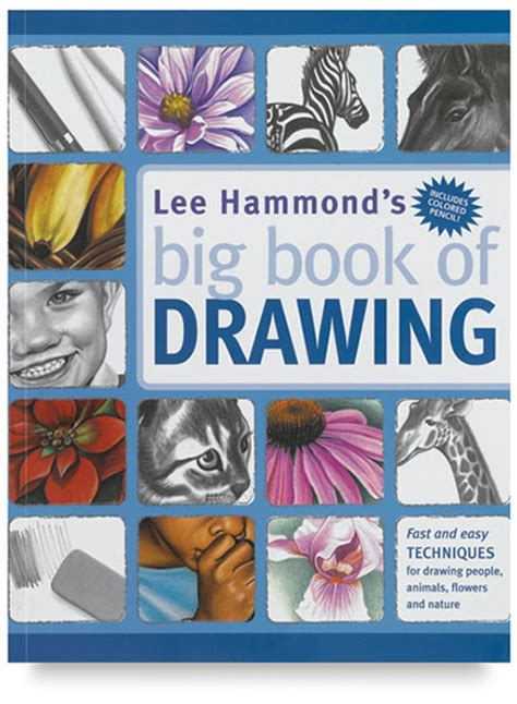 L Drawing Book by Hammond S Big Book Of Drawing Blick Materials