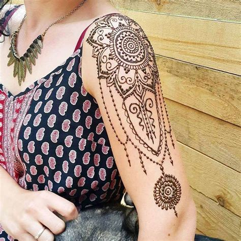 henna tattoo upper arm 59 henna designs ideas design trends premium