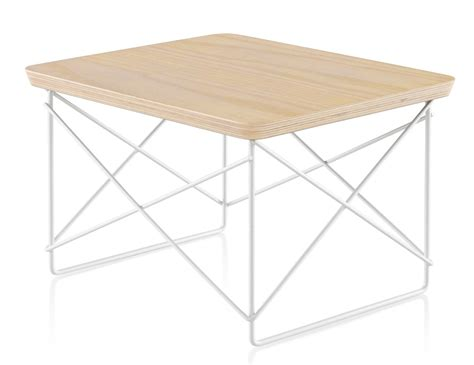 eames 174 wire base low table by charles ray eames for