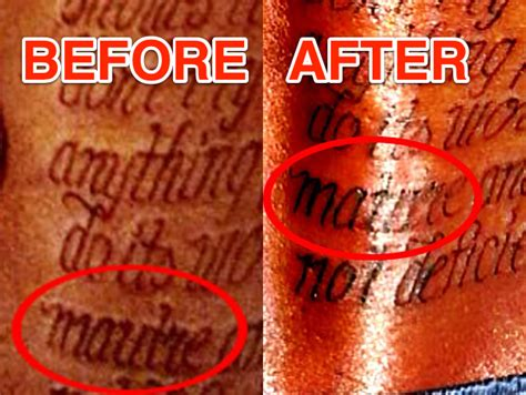 kd tattoos kevin durant typo fixed pictures business insider