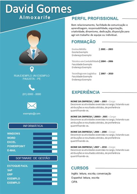 Modelo De Curriculum Vitae Moderno Gratis excellent modelos de resume gratis contemporary documentation template exle ideas ritsoil