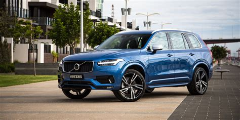 Volvo X 90 2016 Volvo Xc90 T6 R Design Term Report One Caradvice