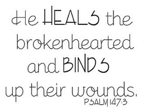he heals the brokenhearted living and loving after rejection books he heals the brokenhearted and binds up their wounds