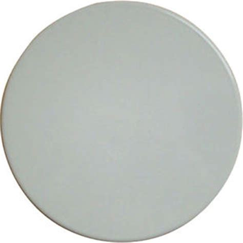 garvin solid cover plate for 6 7 recessed can lights