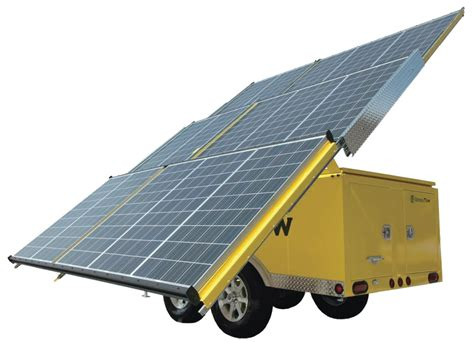solar powered trailer home solar trailers home power magazine