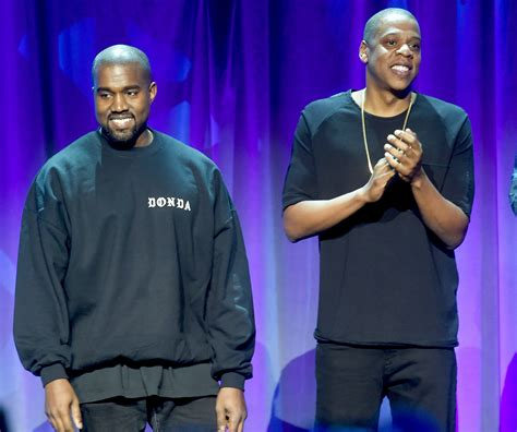 jay z kanye west songs kanye west reportedly leaving jay z s tidal over money