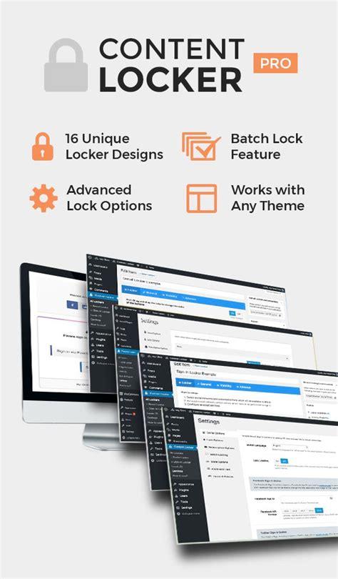 premium html themes download content locker pro premium wordpress plugin