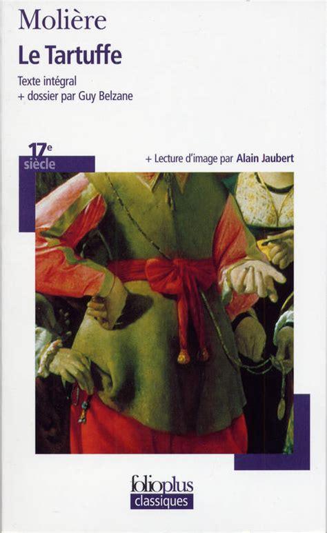 le tartuffe livre le tartuffe moli 232 re folio folioplus classiques 9782070305438 librairie dialogues