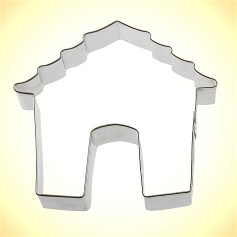 cookie cutter houses dog house cookie cutter 4 in cookie cutter experts since 1993
