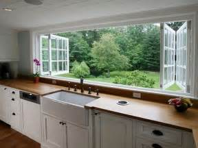 kitchen sink ideas some kitchen window ideas for your home