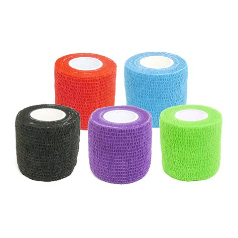 tattoo machine grip tape cohesive tattoo grip cover wrap