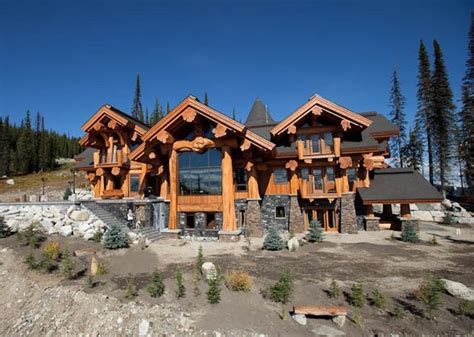 Home Design And Floor Plans by Big White Residence Rempel Builders