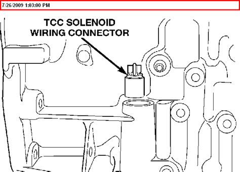 service manual how to replace a shift solenoid 1991 plymouth laser gm 4l80e mt 1