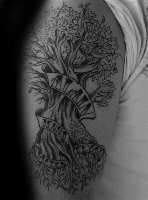 60 family tree tattoo designs f 252 r m 228 nner sippen ink