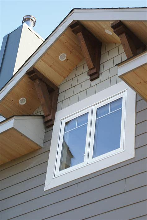 Roof Corbels Gable Corbels Interior Scissor Trusses Glaslyn Sk