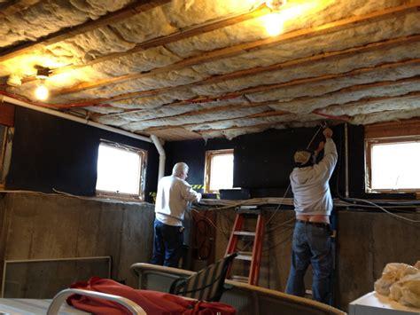 noise basement basement soundproofing for traffic noise reduction