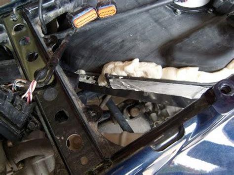 como desmontar el tanque de combustible de tu vehículo