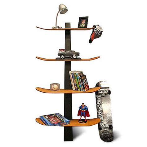 Skateboard Furniture | skateboard inspired furniture designs