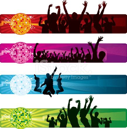disco party banners stock vector freeimages.com