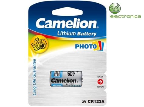 Camelion Cr 123 Battery Lithium Cr123 T3010 2 pilha lithium power cr123a pb1 camelion mi electr 243 nica