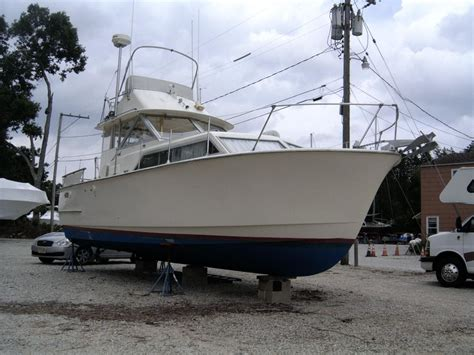 cabin boats for sale 1968 hatteras flybridge cabin cruiser power boat for sale