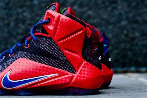 lebron sneakers 12 nike lebron 12 gs superman release date