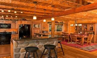 Log Home Interior Design 27 Brilliant Log Home Interior Design Rbservis