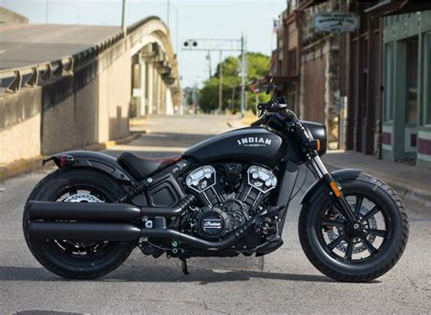 Suche Motorrad Indian indian motorcycle s scout is a blacked out street bobber